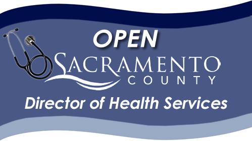 Director of Health Services Sacramento